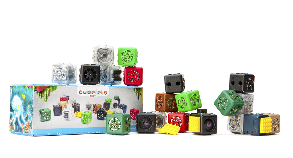 cubelets twenty robots mainhalf