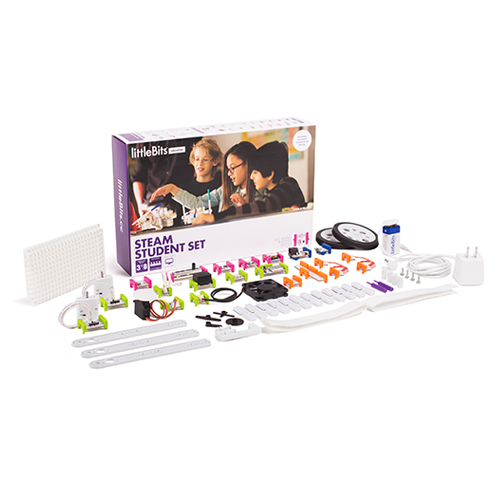 LittleBits STEAM 500x
