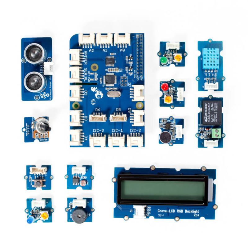 GrovePi Base Kit 800x800