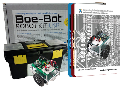 Exploring Robotics Curriculum for Boe Bot