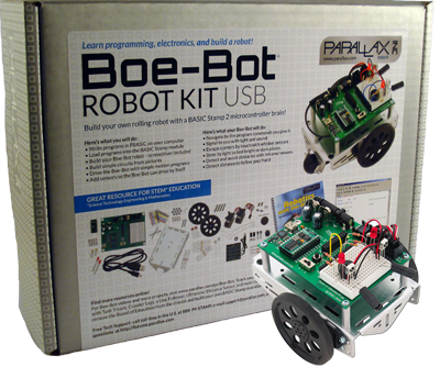 boebot box with robot