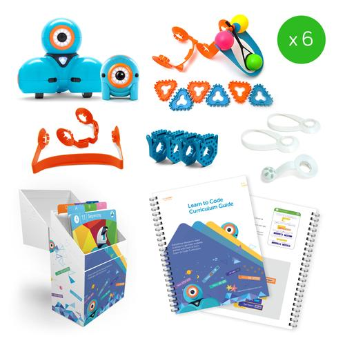 Dash Robots for K-5 Classrooms