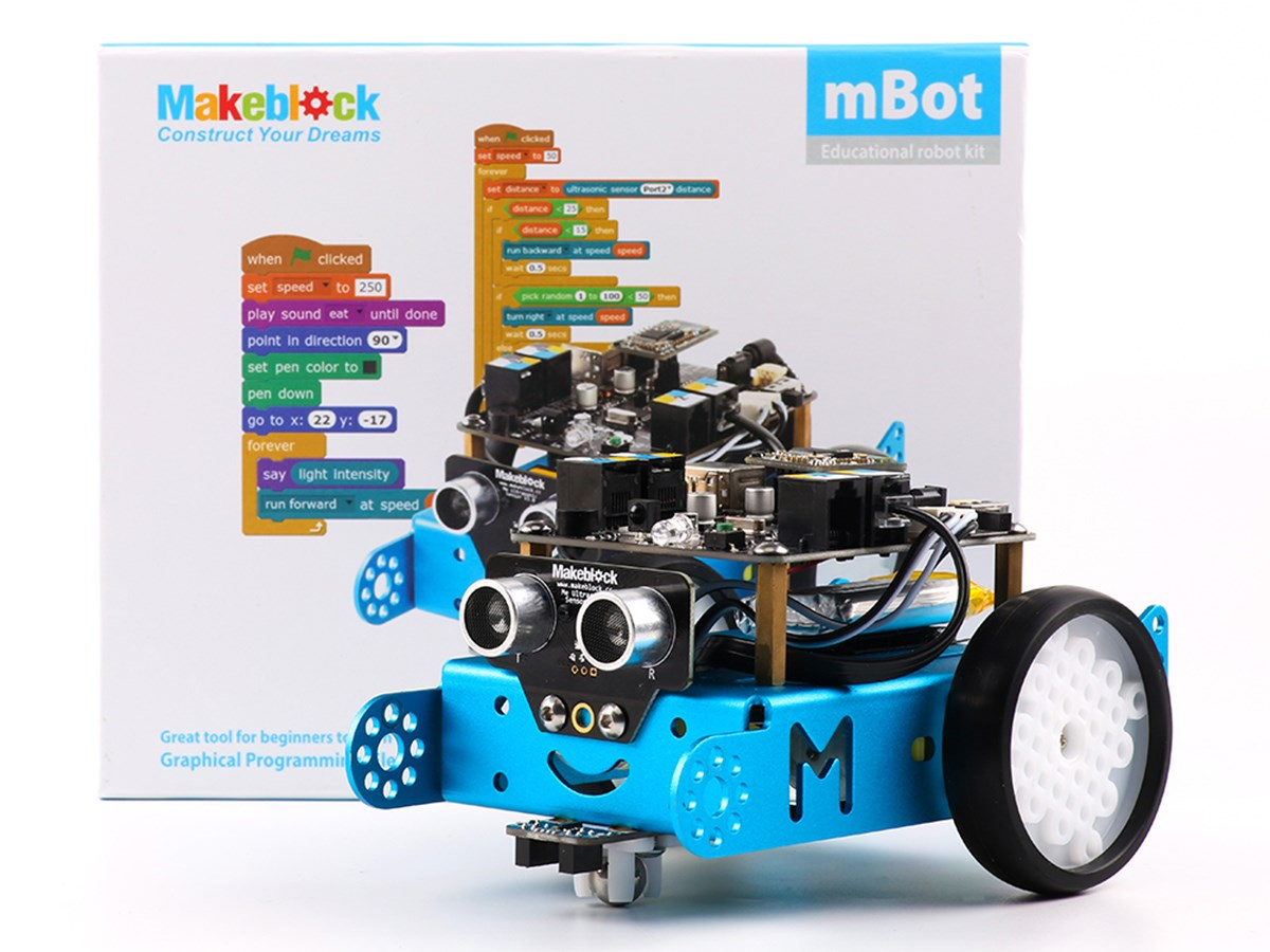 mbot Product Box